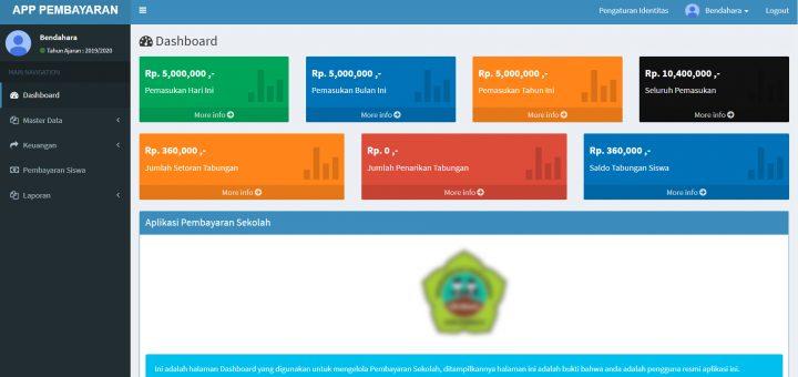 Aplikasi Pembayaran Sekolah Plus