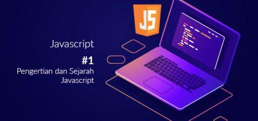 Pengertian dan Sejarah Javascript